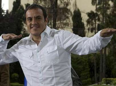 Cuauthmoc Blanco. Foto: Especial