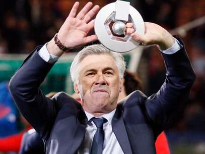 El tcnico italiano Carlo Ancelotti Foto: Getty Images