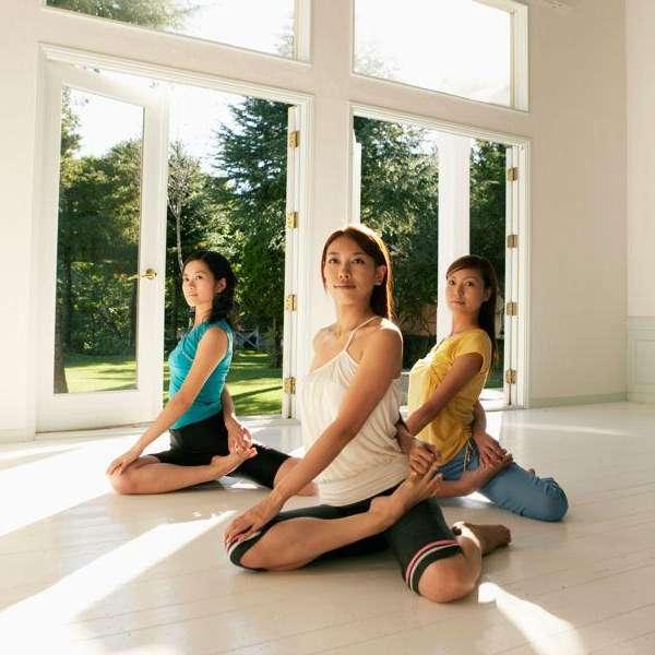 Un Rinc N Para Tu Salud Crea Un Cuarto Para Yoga