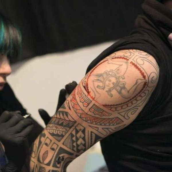 Tatuajes que pueden salvar vidas for La tattoo convention