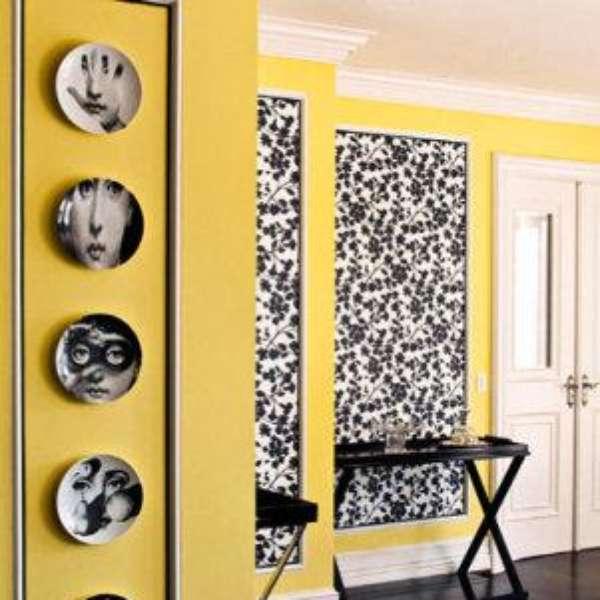 Decoraci n para el hogar encantadoras ideas con amarillo for Ideas de decoracion para el hogar