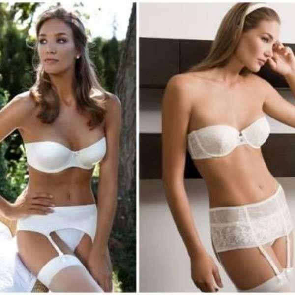 Tips para la ropa interior de tu vestido de novia strapless for Ropa interior novia la perla