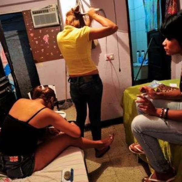 shemale prostitutas prostitutas y enfermedades
