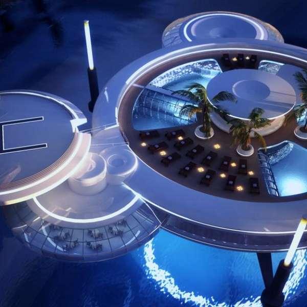 Hotel bajo el agua la impresionante innovaci n en dubai for Hotel bajo el agua precio