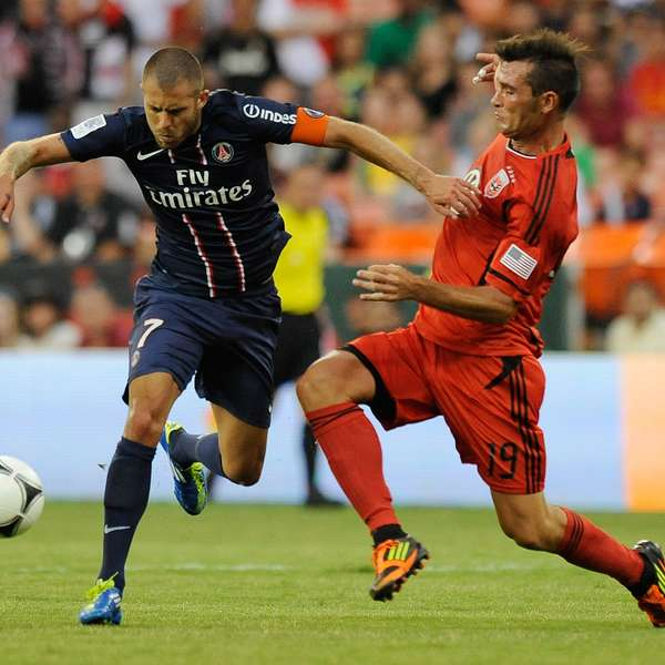 Dc united est satisfecho de empatar con paris saint germain for P kitchen dc united