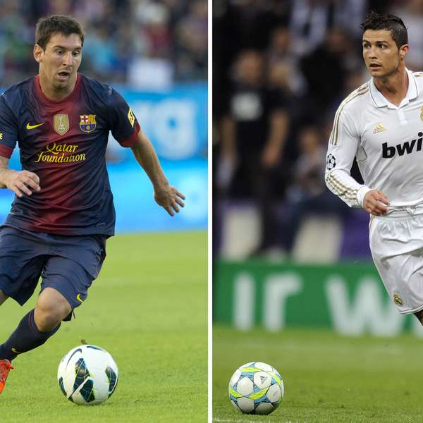 Cristiano Ronaldo I M Not Playing Just Lionel Messi: Keys To The Supercopa: Messi Vs Cristiano Ronaldo