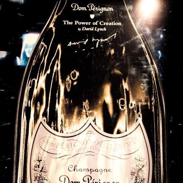 Dom Pérignon por David Lynch: edición limitada de botellas