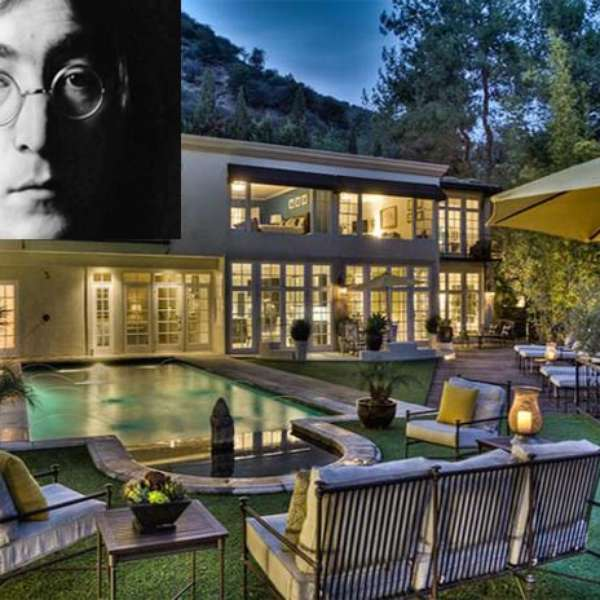 Decora tu casa al estilo john lennon lujo ecl ctico for Decora tu mansion