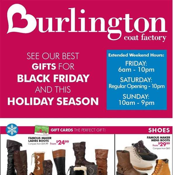 Burlington Coat Factory Layaway - Does Burlington Have.