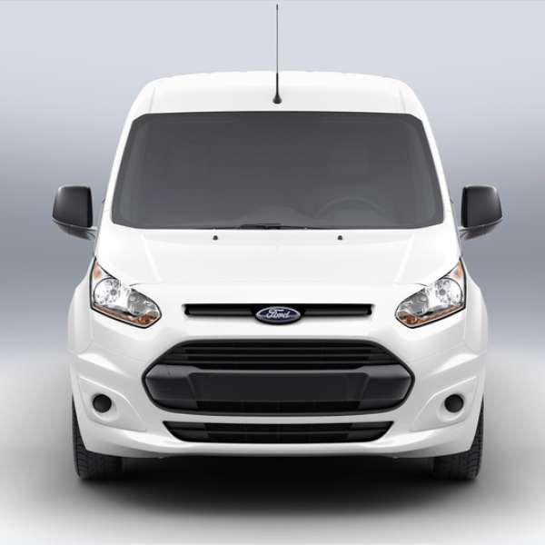 2012 Ford Transit Connect Refrigeration Mini Cargo Van: Ford Mostra Imagens Da Nova Família De Vans Utilitárias