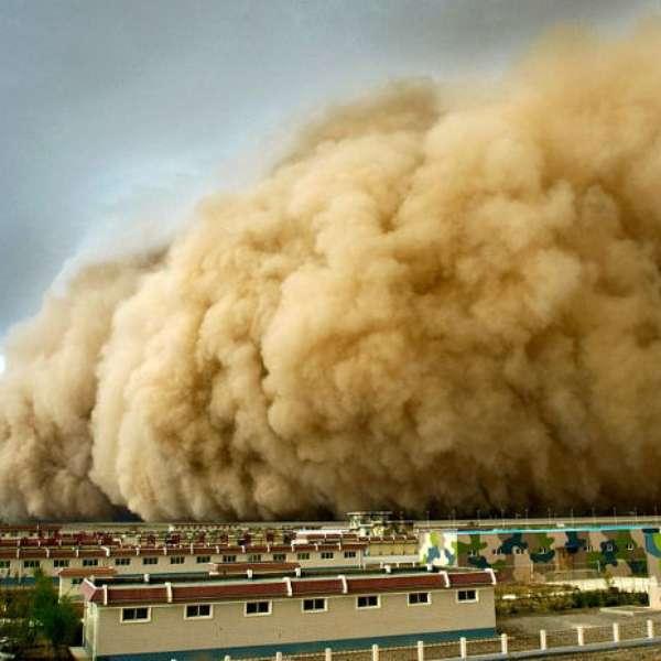 Impresionantes fotos de fenómenos naturales