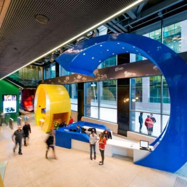 Google Office Irvine 1: Google Crea Paraíso Laboral En Su Cuartel General De Dublín