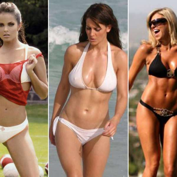 hottest nude sports reporters