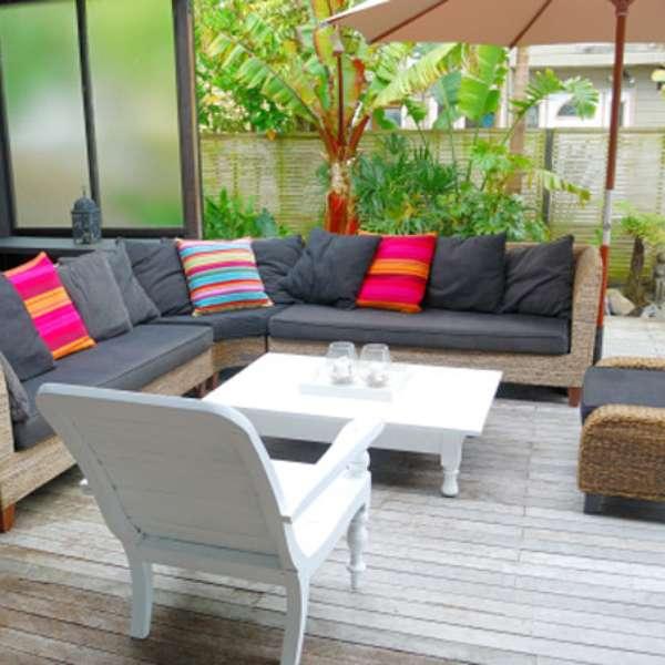 Decoraci n de interiores efecto natural en espacios urbanos for Decoracion natural interiores