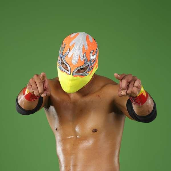 Resultado de imagen para mexicano del CMLL, Fuego