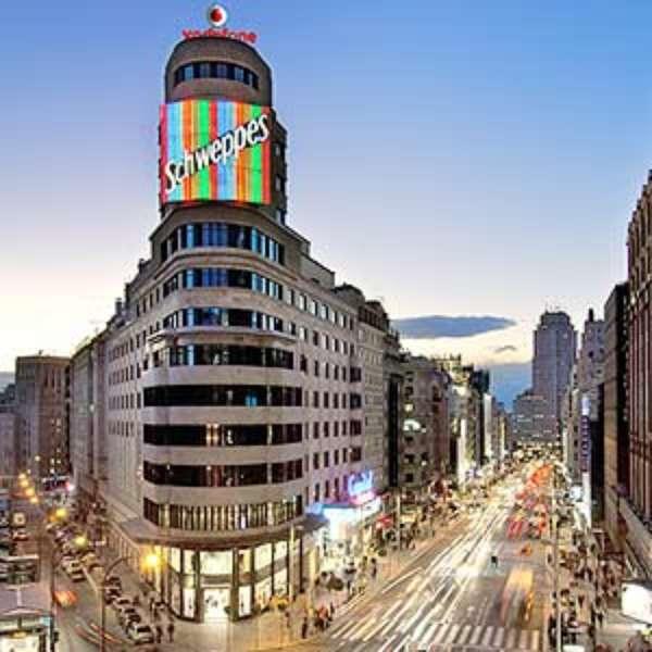 Hoteles en madrid espa a por categor a servicios y precio for Hoteles cerca de la puerta del sol