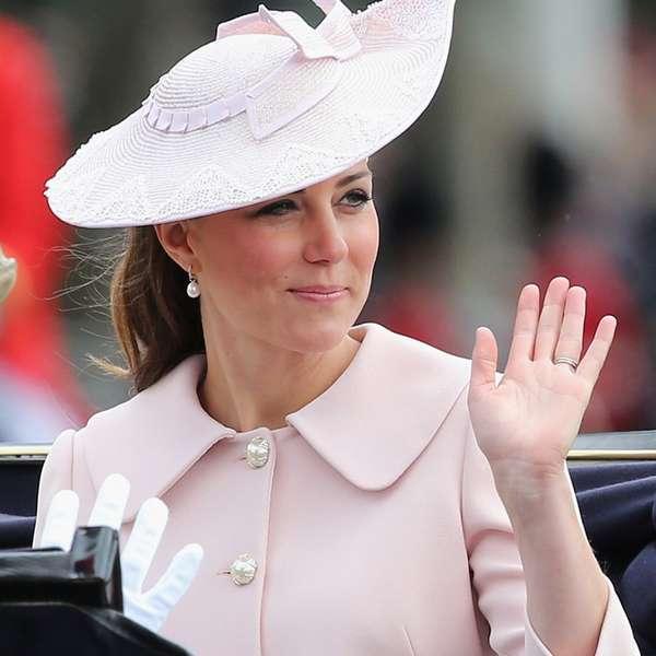 Buckingham est en vela por llegada del beb de catalina - El palacio del bebe ...