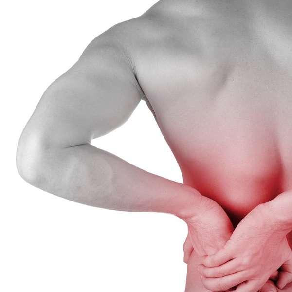 El dolor a la izquierda bajo los riñones durante el embarazo