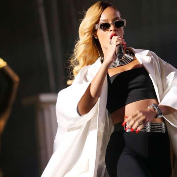 Dieta exprés: Rihanna adelgaza por las venas