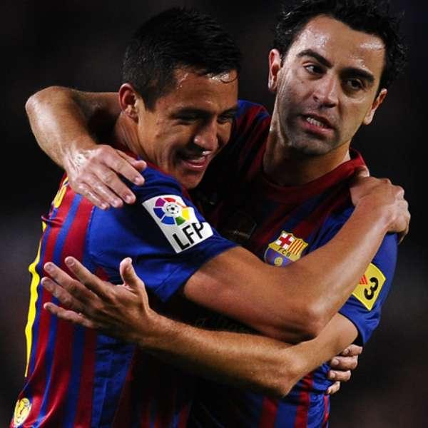 Xavi, Alexis Sanchez rested for Valencia game (photos)  Xavier Sanchez Choreographer