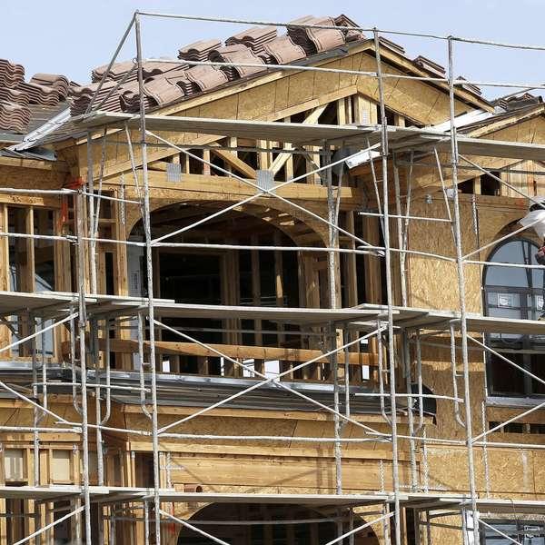 Empresas aumentan construcci n de casas en eeuu - Empresas de construccion en vigo ...