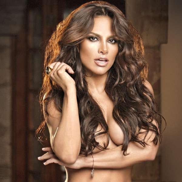 Fabiola Campomanes se desnuda de nuevo para Playboy México