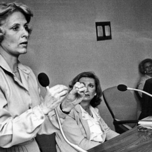 Não tinha nem banheiro feminino, diz primeira mulher no Senado -> Banheiro Feminino Terra