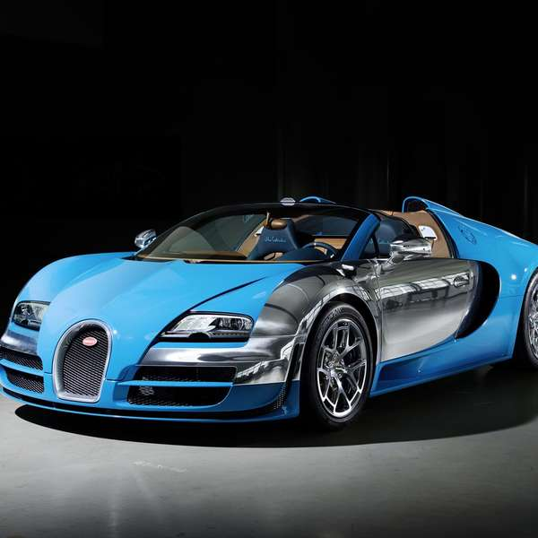 bugatti veyron vende 400 unidades fue un grand sport vitesse leyenda. Black Bedroom Furniture Sets. Home Design Ideas