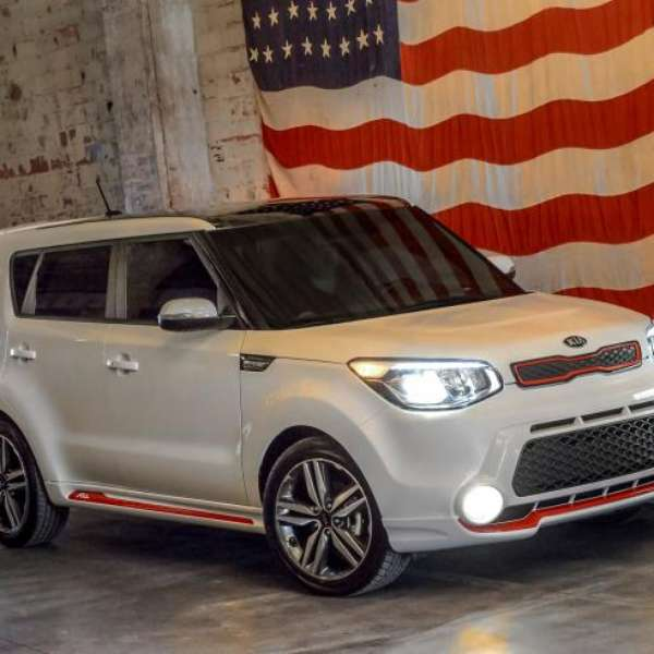 kia soul red zone special edition 2014. Black Bedroom Furniture Sets. Home Design Ideas