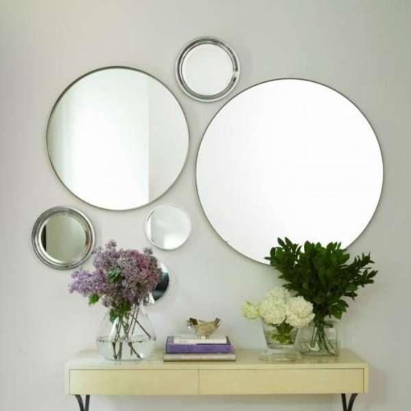 Espejos para decoraci n ba o gimnasios paredes y tocadores - Espejos para gimnasios ...