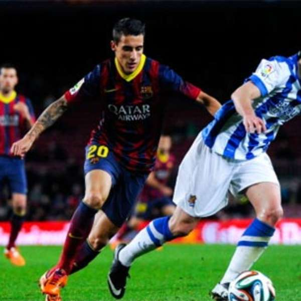 real sociedad vs barcelona en vivo