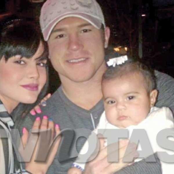 'El Canelo' Álvarez tuvo una hija cuando salía con Marisol ...