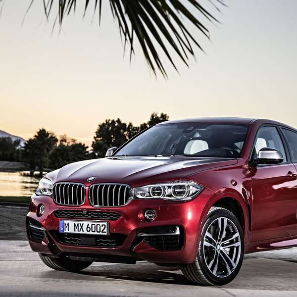Bmw X6 Price 2015: Fotos De BMW X6 M50d 2015