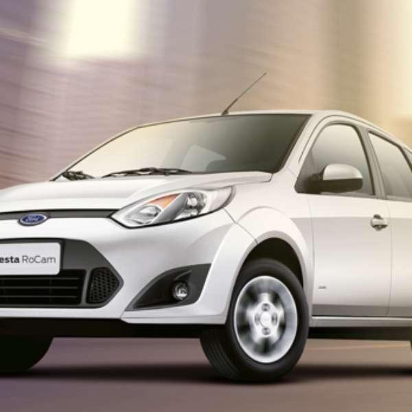 Ford Faz Recall Do Fiesta Rocam Por Falha De Frenagem