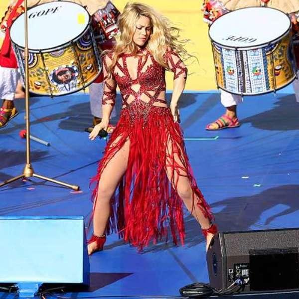 videos musicales de shakira en peru: