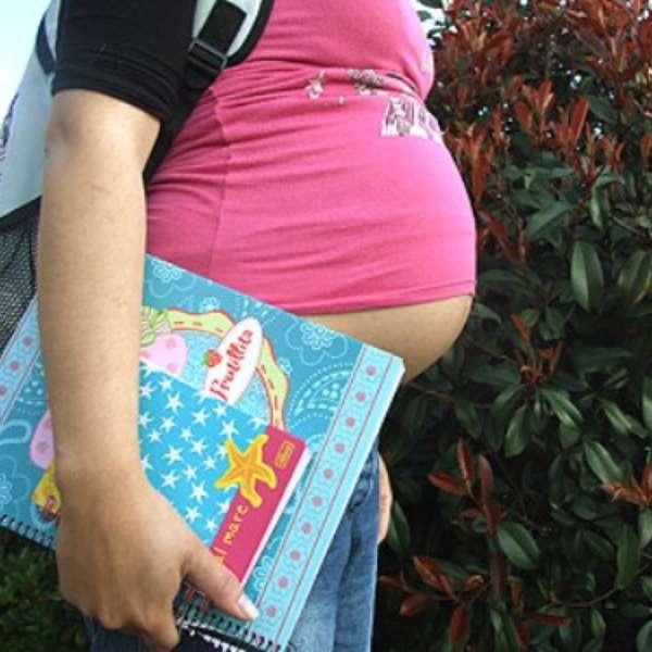embarazo en adolecentes en mexico: