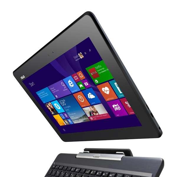 Asus anuncia notebook h brido com tablet para o brasil for O tablet price list 2014