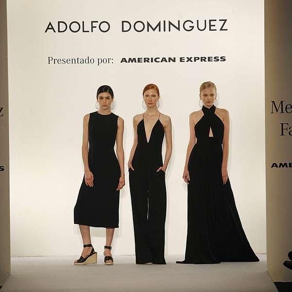 fashion week m xico adolfo dominguez hechiza con moda 2015