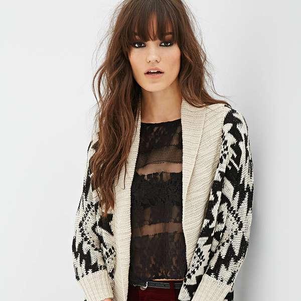 Sweaters para invierno modelos con tejido de lana estilo - Tipos de nordicos ...