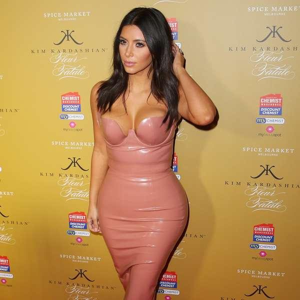 Kris kardashian posando desnuda