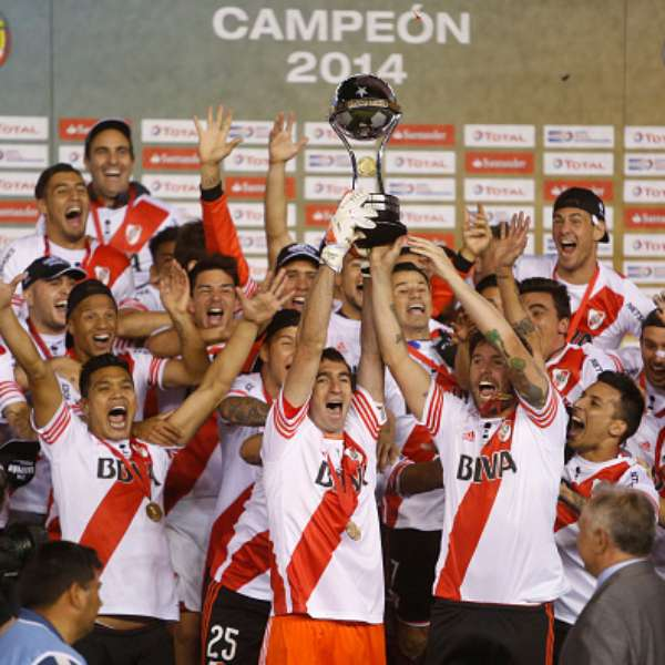 La Fiesta De River Campeón De La Copa Sudamericana En Fotos