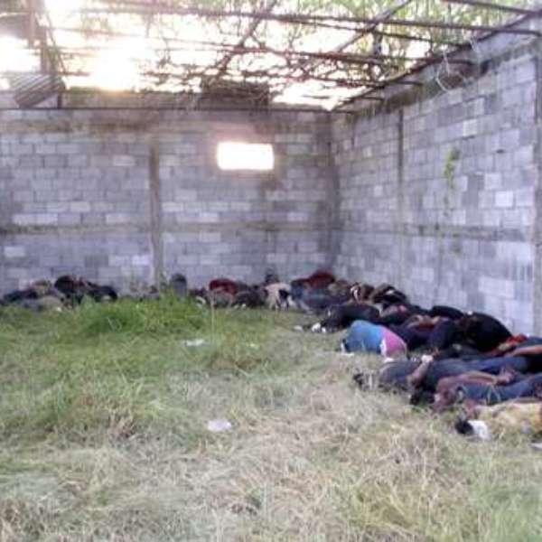 Quiénes son Los Zetas en el mapa de narco en México?