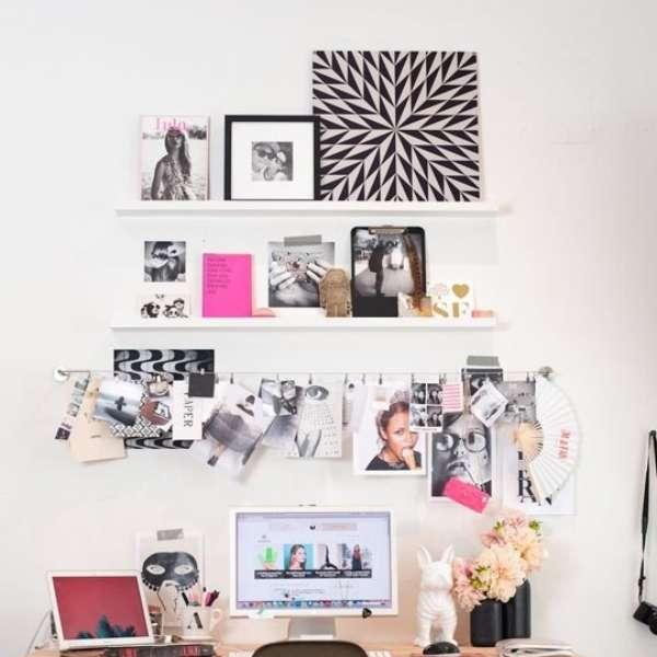 C mo hacer una oficina en casa o espacio para homeoffice for Como crear una oficina en casa