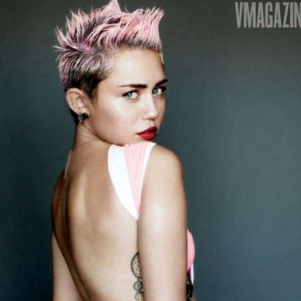 Miley Cyrus se convertir en conejita PlayBoy La Verdad