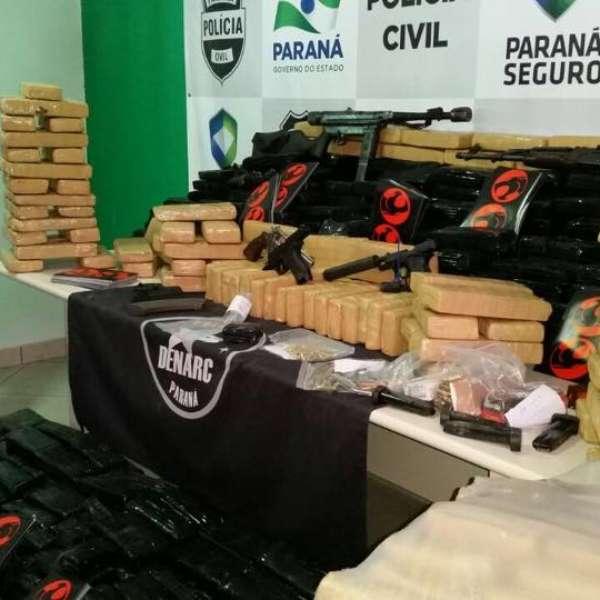 Megaoperação contra traficantes é deflagrada em 5 Estados - Terra Brasil
