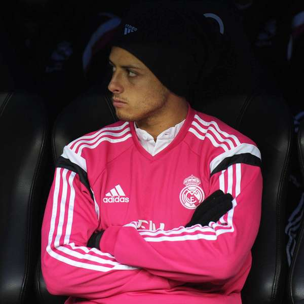 Javier Hernandez Real Madrid: Hugo Sanchez Still Hoping Chicharito Finds Success At Real