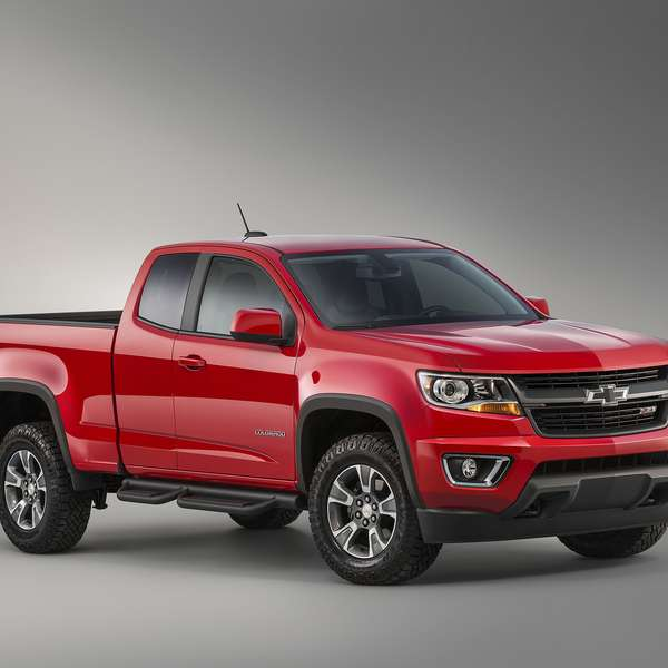 detalles specs chevrolet colorado z71 trail boss edition. Black Bedroom Furniture Sets. Home Design Ideas