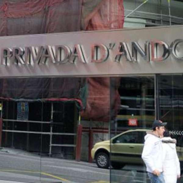 Espa a interviene una filial de la banca privada d 39 andorra for Sucursales banco de espana madrid
