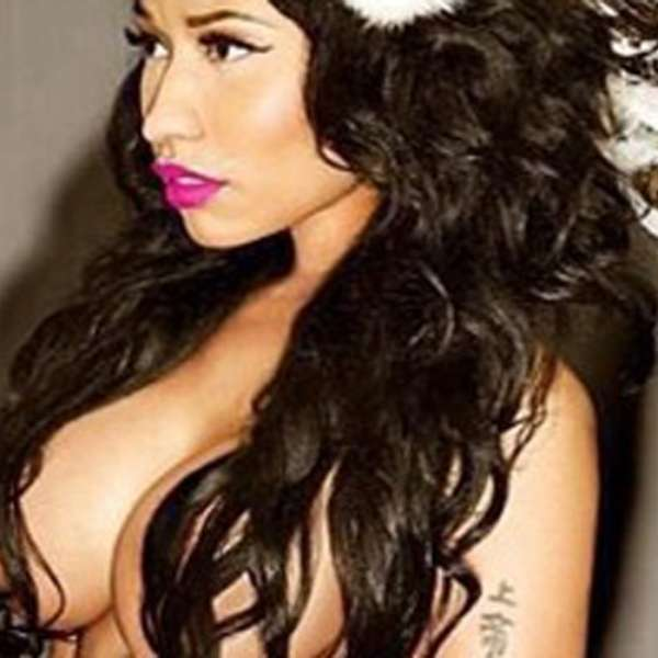 Fotos de desnudos de Nicki Minaj filtradas en internet