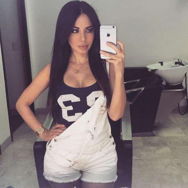 Fotos de sexy Jimena Sánchez: ahora llamada 'Kim Kardashian mexicana'